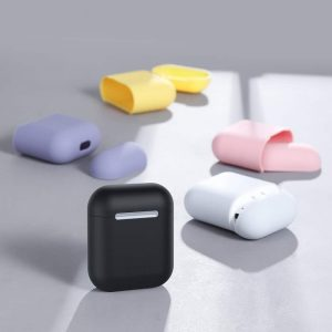 Baseus Ultrathin Series Silica Gel AirPods tartó