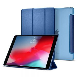 Spigen Smart Fold iPad Air 3 2019 tok kék