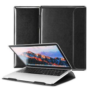 Dux Ducis HEFI MacBook kitámasztható tok (fekete)