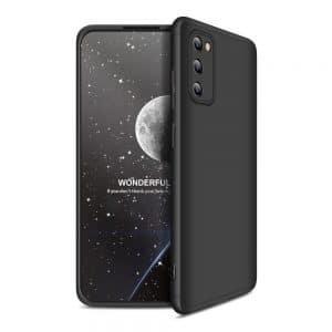GKK 360 védőtok 3 részes Samsung Galaxy A41 (fekete)