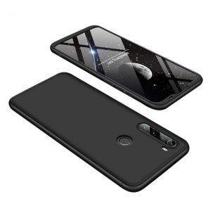 GKK 360 védőtok 3 részes Xiaomi Redmi Note 8T (fekete)